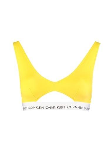Calvin Klein Bikini Üst Renkli